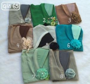 QIA 65 - 35.000 pilihan warna