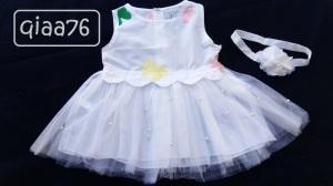 QIAA 76 - 100.000 ( dress untuk usia 6 bulan+)