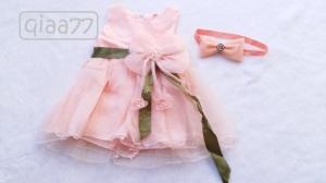 QIAA 77 - 105.000 ( dress untuk usia 6 bulan+)